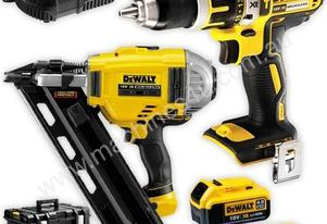 DEWALT DCK263M20XE 18V XR LI-ION 2PC BRUSHLESS COM