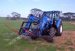 Tractor Loader Double Spear Hay Forks