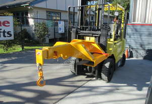 Forklift Jibs-New Attachment: Adjustable #A11-A