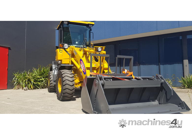 Active Machinery 5 Tonne AL918F Wheel Loader
