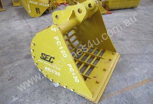 2015 SEC 12ton Sieve Bucket (Mud) PC120