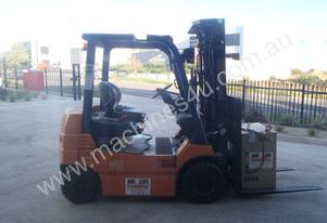 Toyota Forklifts ALH328