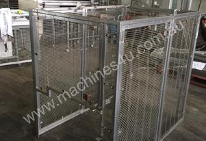 Or  Stainless Steel Safety Cage