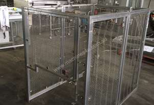 Stainless Steel Safety Cage