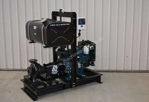 Remko/Kubota Pressure Irrigation Pump Package