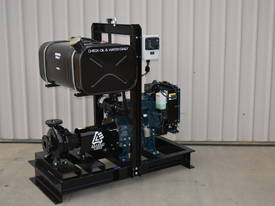 Remko/Kubota Pressure Irrigation Pump Package - picture0' - Click to enlarge