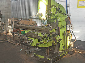 No 3 Vertical Mill 1600mm X 400mm Table Heavy Beas