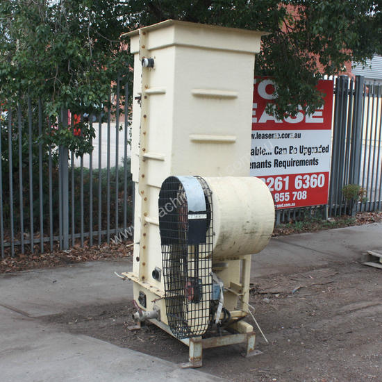 Cooling tower with ASEA 0.37kW motor