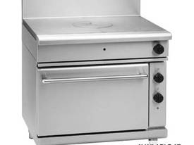 Waldorf 800 Series RN8110GE - 900mm Gas Target Top Electric Static Oven Range - picture0' - Click to enlarge