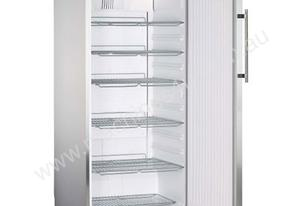 Liebherr GKv5760 Upright S/Steel Fridge