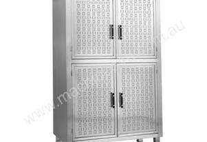 F.E.D. USC-6-1000 Upright Stainless Steel Storage Cabinet