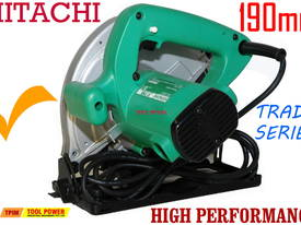 Hitachi circular saw 190mm with free case & extra