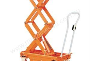 Electric Double Scissor Lift Table 500kg