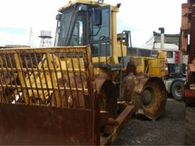 WF450t-3 land fill compactor