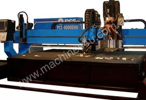 Heavy Duty CNC Plasma & Oxy Fuel Cutting Machine