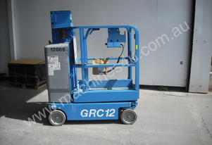 Genie   GRC-12 STOCK PICKER
