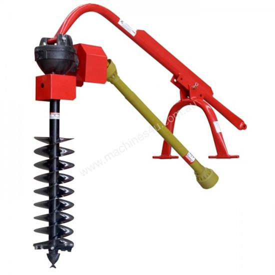 POST HOLE DIGGER KIT 40 HP WITH AUGER