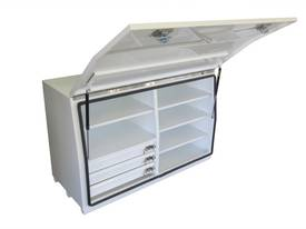 Mine Service Vehicle Tool box � 3 drawer MSV1400S - picture0' - Click to enlarge