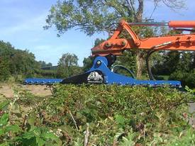 Slanetrac HC150 Excavator Hedge Trimmer Attachment - picture2' - Click to enlarge