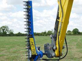 Slanetrac HC150 Excavator Hedge Trimmer Attachment - picture5' - Click to enlarge