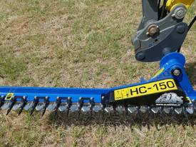 Slanetrac HC150 Excavator Hedge Trimmer Attachment