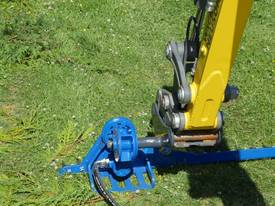 Slanetrac HC150 Excavator Hedge Trimmer Attachment - picture6' - Click to enlarge
