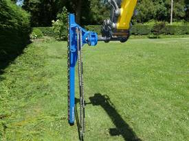 Slanetrac HC150 Excavator Hedge Trimmer Attachment - picture10' - Click to enlarge