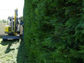 Slanetrac HC150 Excavator Hedge Trimmer Attachment - picture12' - Click to enlarge