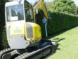 Slanetrac HC150 Excavator Hedge Trimmer Attachment - picture13' - Click to enlarge