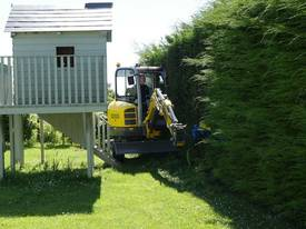 Slanetrac HC150 Excavator Hedge Trimmer Attachment - picture14' - Click to enlarge