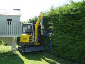 Slanetrac HC150 Excavator Hedge Trimmer Attachment - picture17' - Click to enlarge