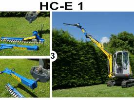 Slanetrac HC150 Excavator Hedge Trimmer Attachment - picture19' - Click to enlarge