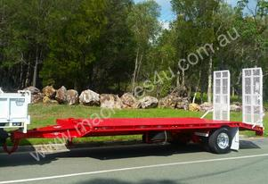 NEW 2020 FWR 9T Single Axle - Heavy Duty Base Model Trailer
