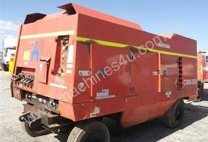 1000 cfm x 125 psi , 2006 model ,3500hrs