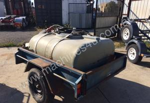 FUEL TRAILER 800LTR / 12V PUMP