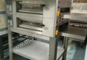 Moretti SD-60 electric sliding deck oven