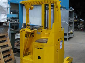 Ameise Reach Forklift - 4m High 1600kg Capacity - picture2' - Click to enlarge