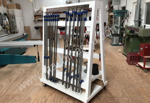 Custom Made Clamp Trolley