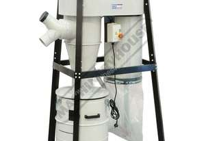 CD-2A Industrial Dust & Cyclone Separator Collector  1200cfm - LPHV System