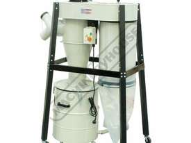 CD-2A Industrial Dust & Cyclone Separator Collector  1200cfm - LPHV System - picture3' - Click to enlarge