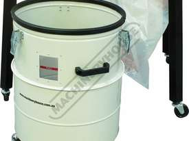 CD-2A Industrial Dust & Cyclone Separator Collector  1200cfm - LPHV System - picture5' - Click to enlarge