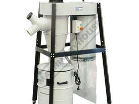 CD-2A Industrial Dust & Cyclone Separator Collector   1200cfm - LPHV System - picture0' - Click to enlarge