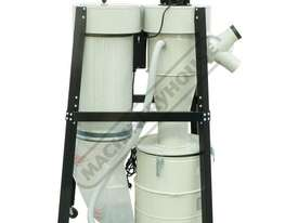 CD-2A Industrial Dust & Cyclone Separator Collector   1200cfm - LPHV System - picture4' - Click to enlarge