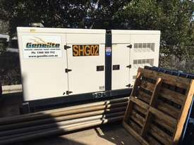 Genelite 130 KVA Generator - Very Low Hours - picture0' - Click to enlarge