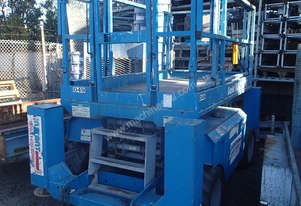 Genie Rough Terrain Scissorlift