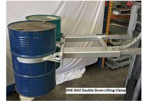 Double Drum Lifting Clamp DH2