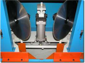 Twin head 45deg Mitre Saw - picture6' - Click to enlarge