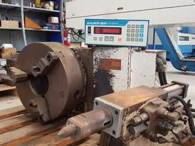 Golden Sun CNC-321V 4th Axis with G-Mate Controlle - picture1' - Click to enlarge