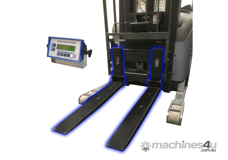 Forklift scale - Fork tyne weigher