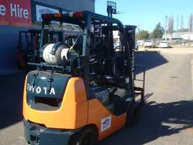 NISSAN HYSTER TCM TOYOTA 2.5 TON COMPACT STUBBIE 32-8FGK25 - picture1' - Click to enlarge